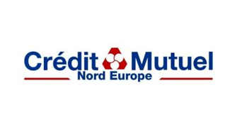 Official partner - Crédit Mutuelle Nord Europe